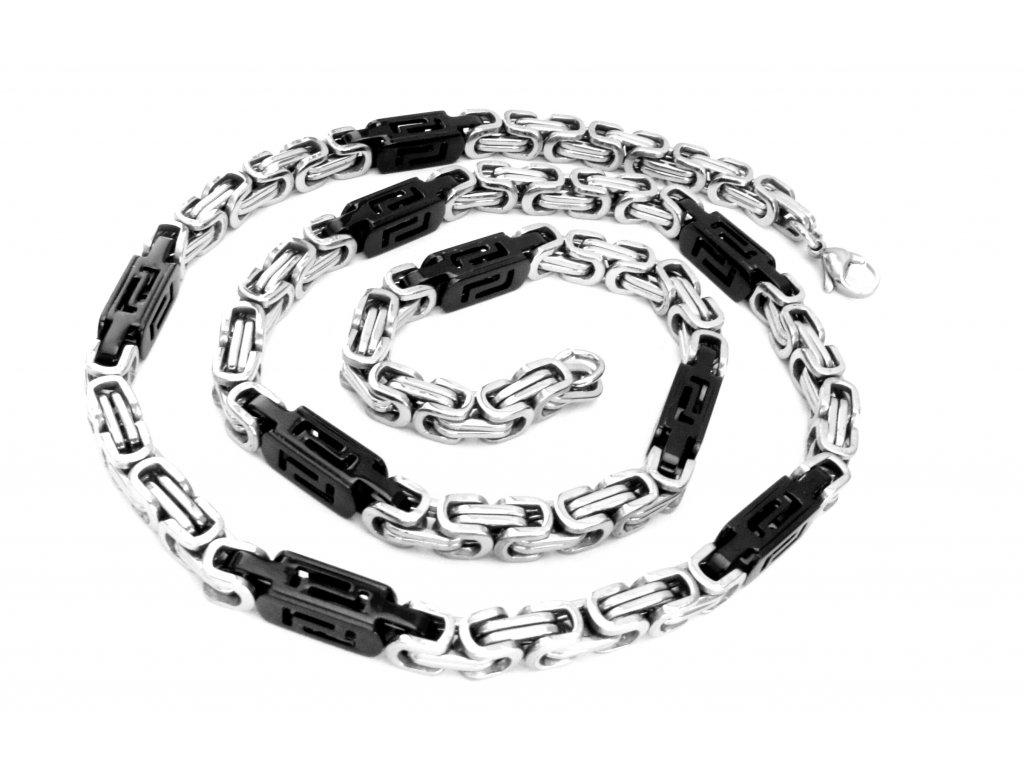 řetízek - náhrdelník - chirurgická ocel - pánský - 160301