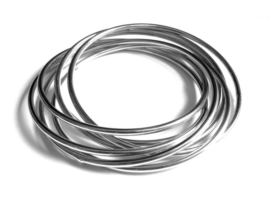 náramek - chirurgická ocel - dámský - 150114