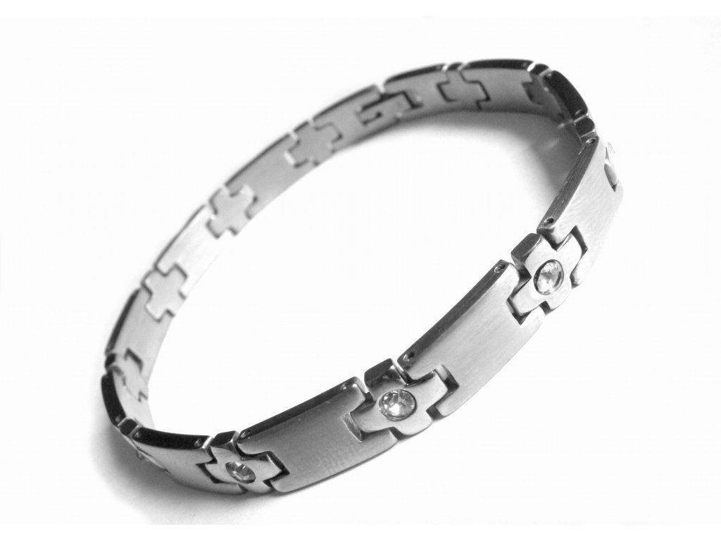 náramek - chirurgická ocel - dámský - 160109