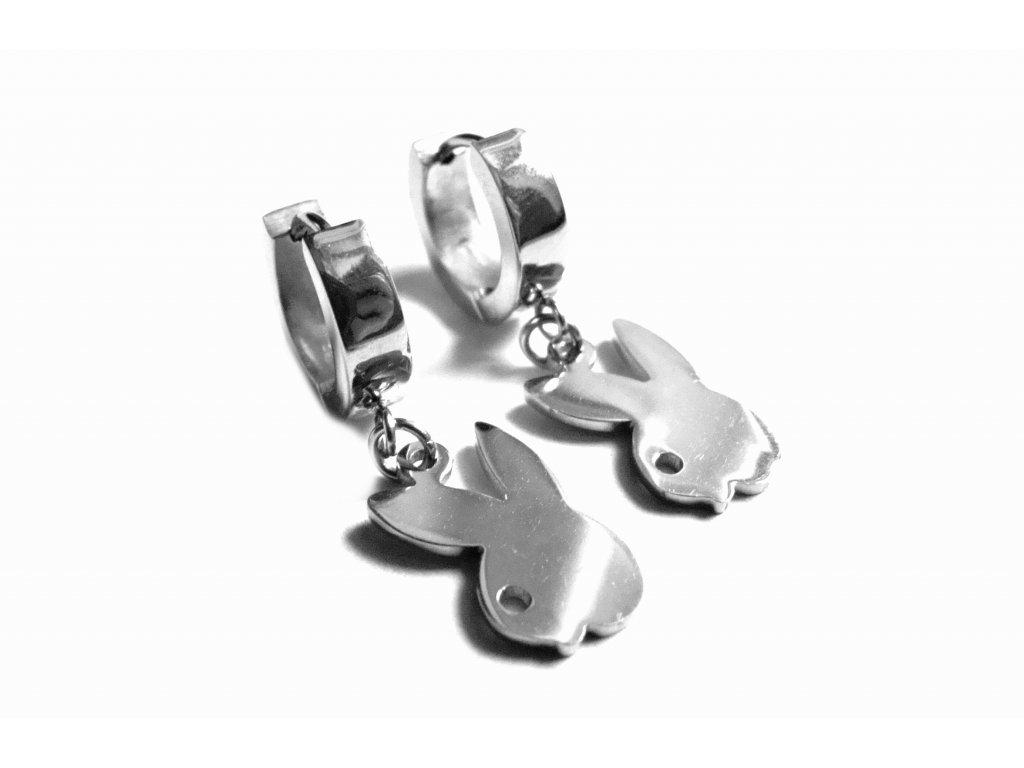 náušnice - chirurgická ocel - 090447