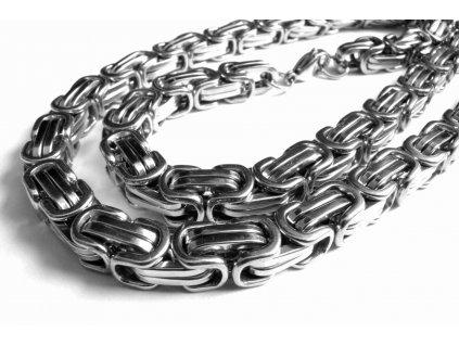 řetízek reko - chirurgická ocel - pánský - masivní - 090141