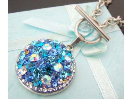 náhrdelník - chirurgická ocel - dámský - 130183