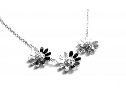 náhrdelník - chirurgická ocel - dámský - 160203