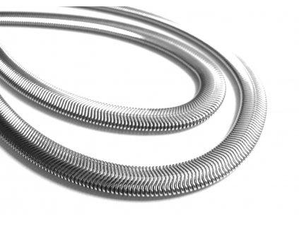 řetízek, náhrdelník - chirurgická ocel - dámský - 171001