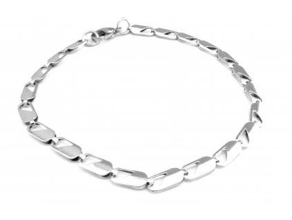 náramek - chirurgická ocel - jemný - 130174
