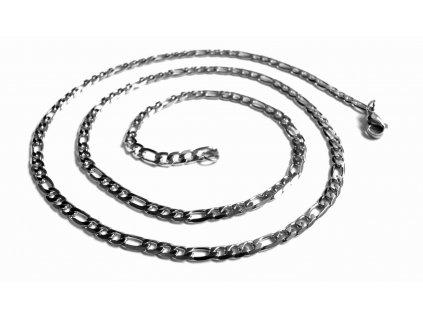 řetízek - chirurgická ocel - jemný - 150401