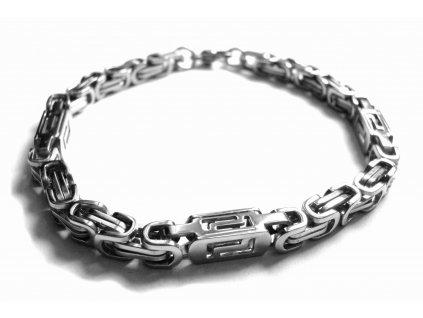 náramek - chirurgická ocel - 151125