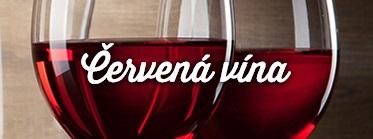Kvalitní červená vína