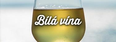 Kvalitní bílá vína
