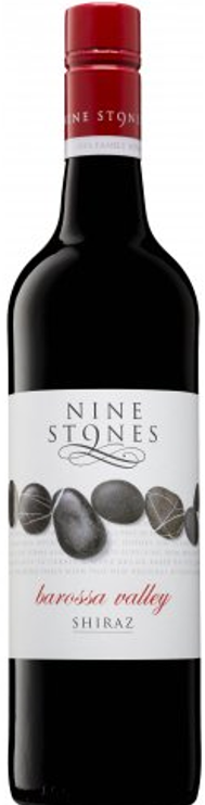 Shiraz nine stones a XC chocoalchemy červená vína
