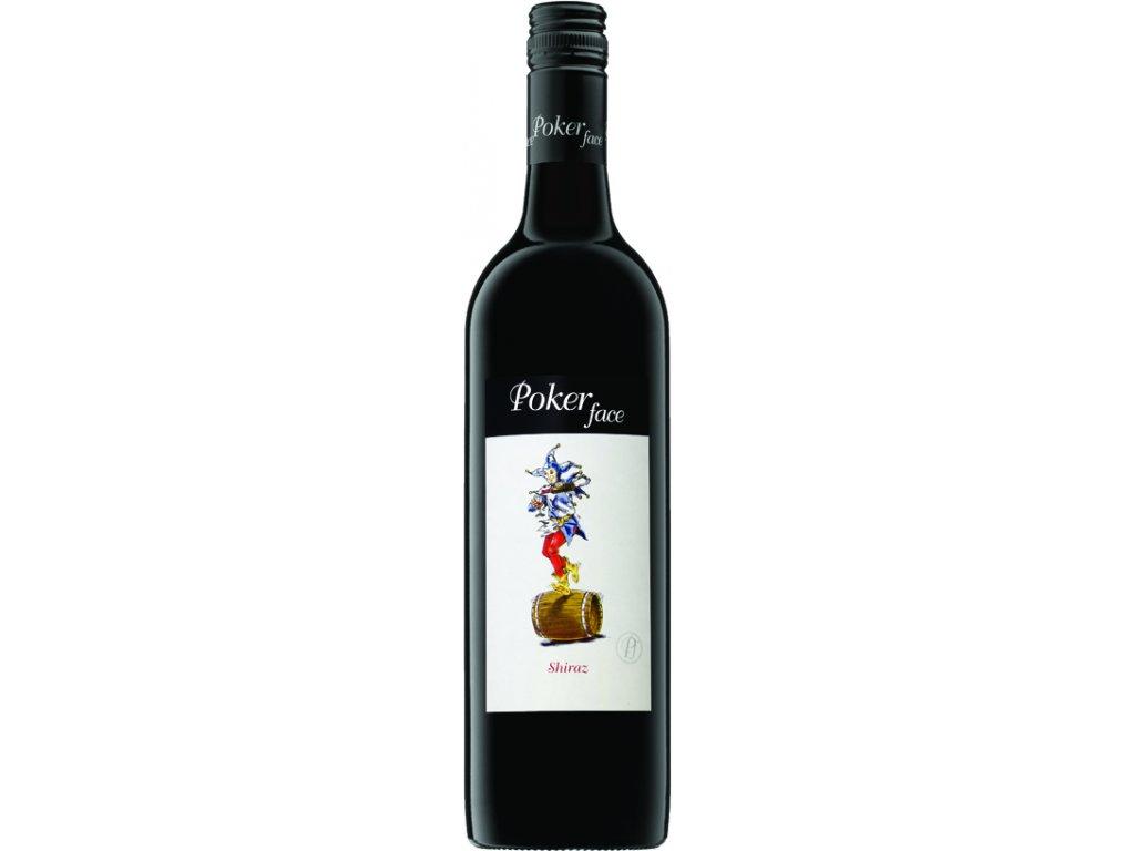 Shiraz Pokerface 2017, Calabria Family Wines