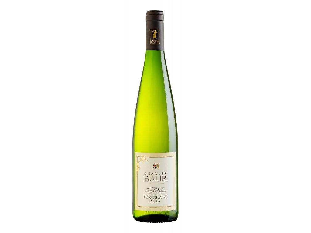 BIO Pinot blanc 2016, Charles Baur