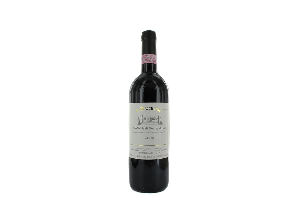 Vino nobile di Montepulciano 2015, Il Macchione