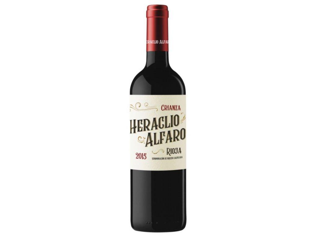 Crianza 2016, Heraclio Alfaro, Rioja