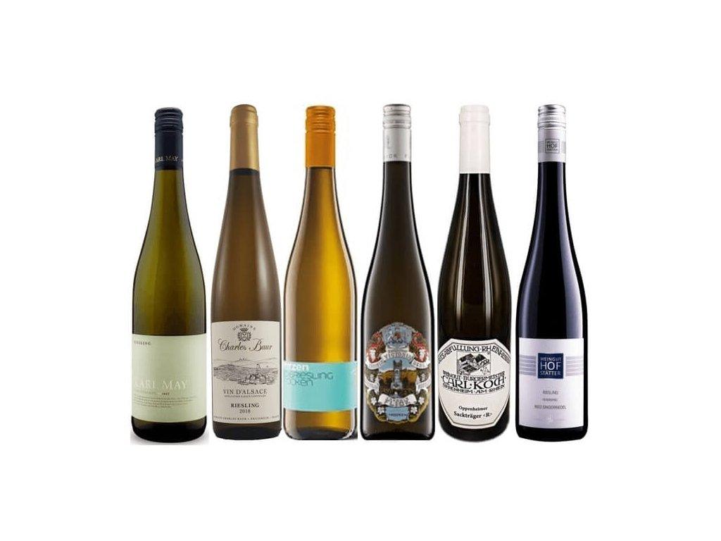 Ryzlink rýnský poznejte jeho rozmanitost od Alsaska, přes Mosel až po Wachau (1)