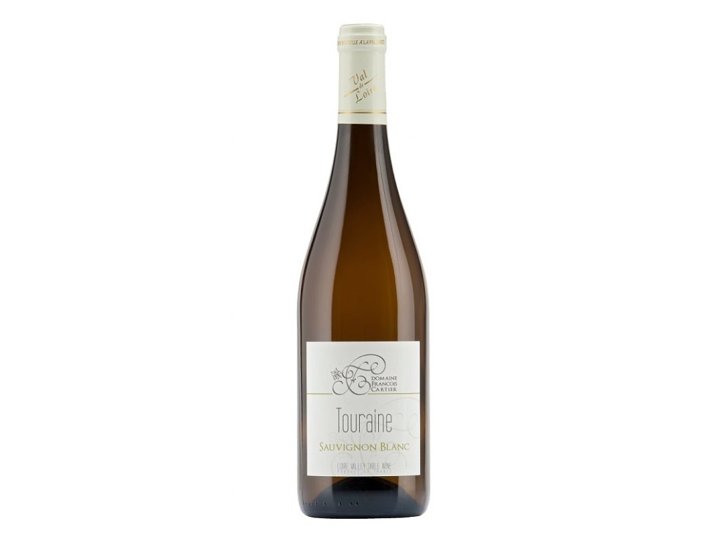 Sauvignon Blanc 2019, Domaine Francois Cartier, Touraine, Loira