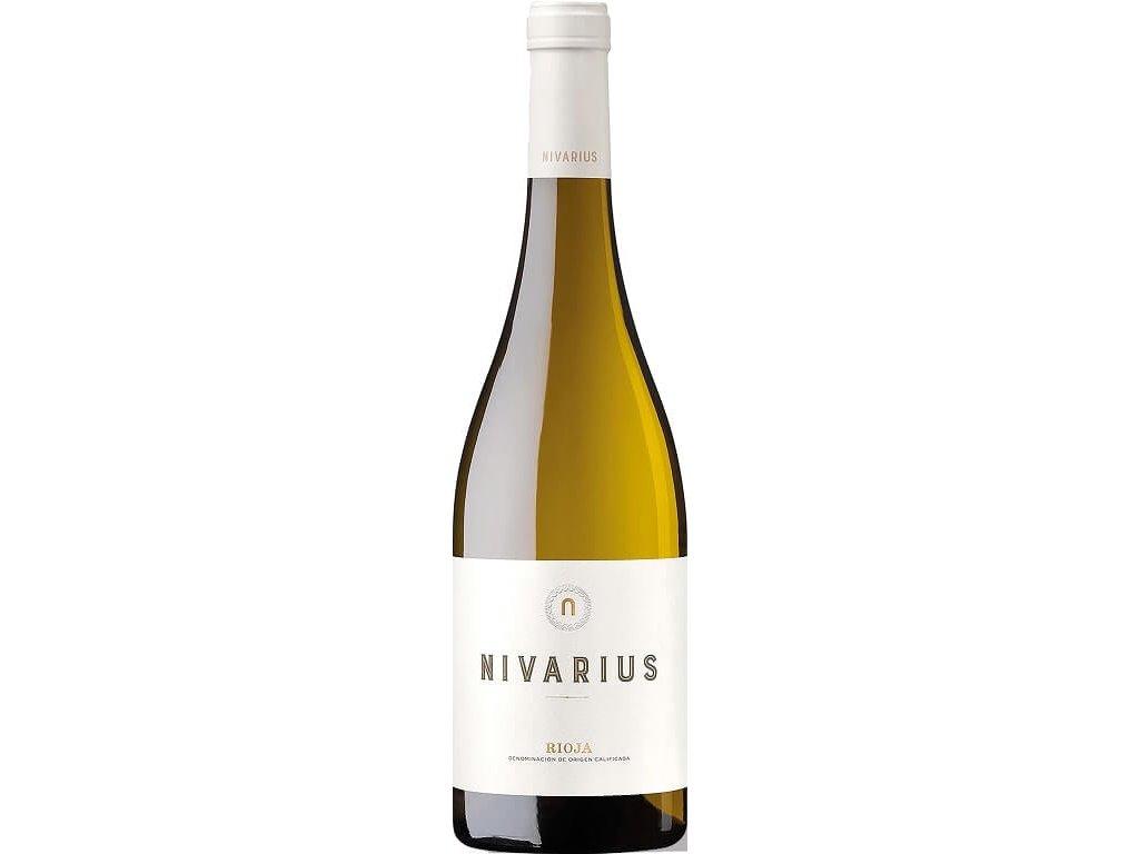 Tempranillo blanco 2018, Nivarius, Rioja (1)