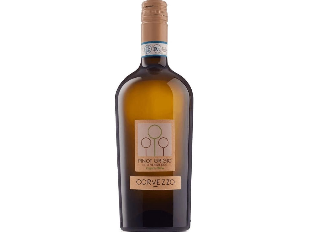 Pinot grigio Veneto corvezzo OceněnáVína CZ small