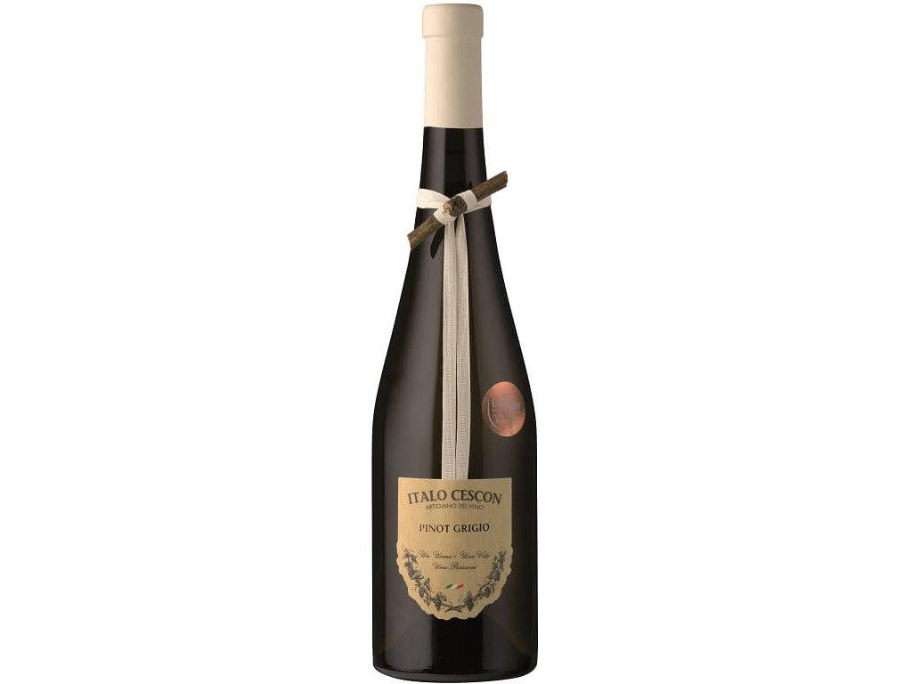 Pinot Grigio il Tralceto 2019, Italo Cescon, DOC Friuli Grave (1)