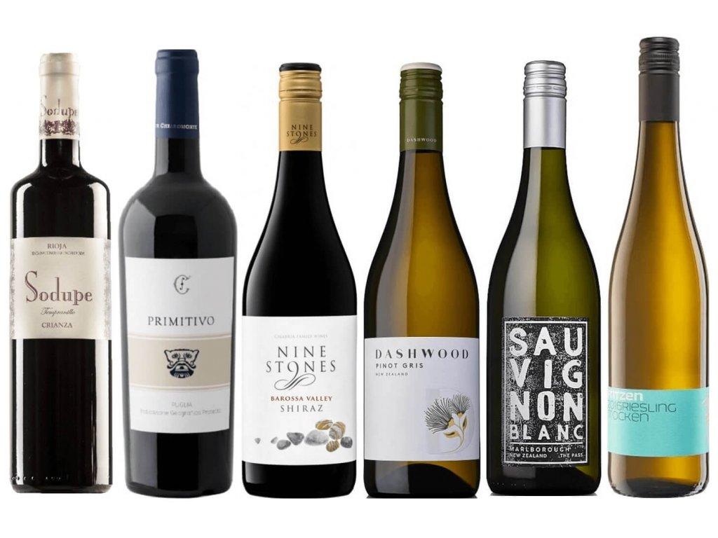 Podzimní vína mix OceněnáVína CZ 2021 (1)
