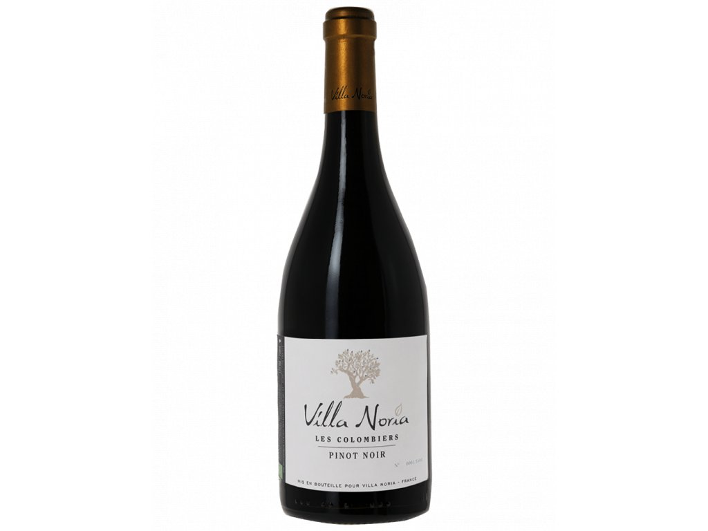 VillaNoria Colombiers PinotNoir