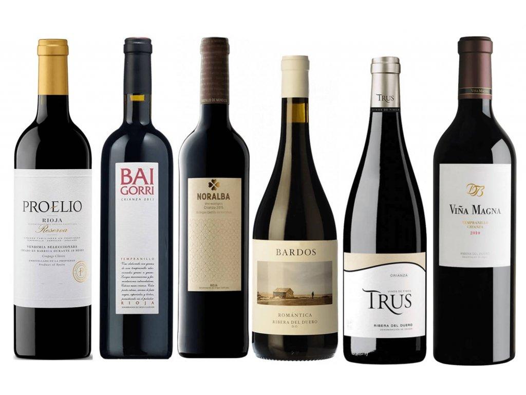 Souboj Rioja vs. Ribera del Duero OceněnáVína CZ 05 03 2021 (1)