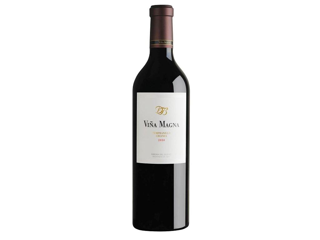 Vina Magna Crianza 2017, Ribera del Duero OceněnáVína CZ small