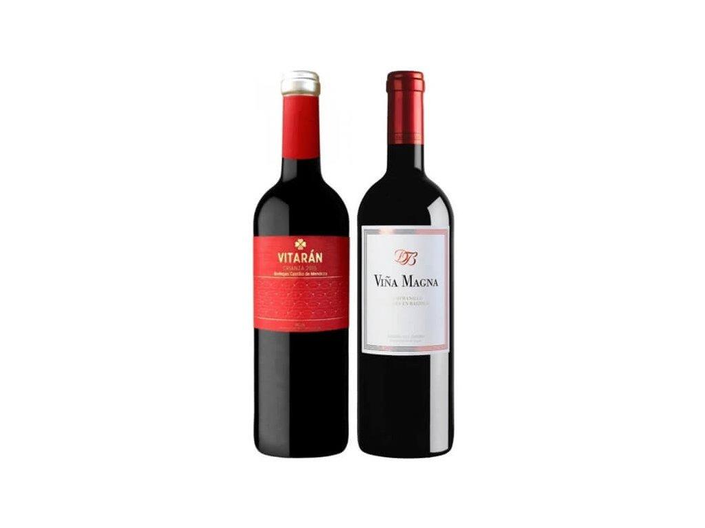 Ovocný duel Rioja vs Ribera del Duero OceněnáVína CZ (1)