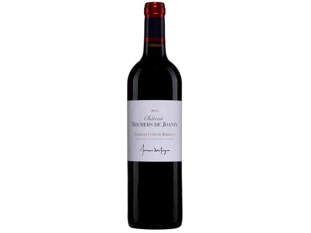 Chateau Roches de Joanin 2015, Castillon Cotes de Bordeaux (1)