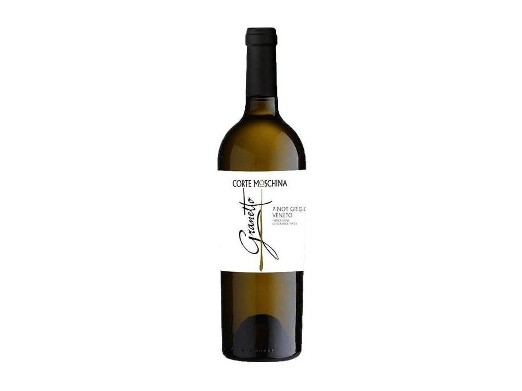 Pinot Grigio 2015, Corte Moschina, Veneto OceněnáVína CZ