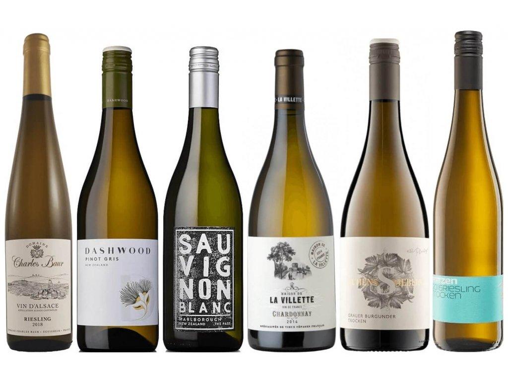 Podzimní vína bílá OceněnáVína CZ 2021 (1)