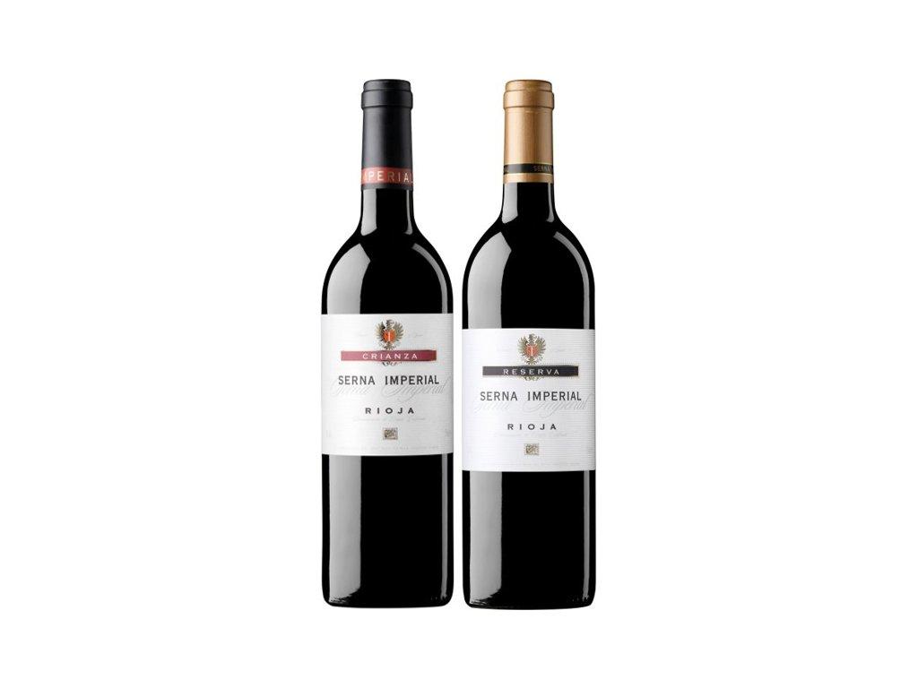 Zjistěte jaký má vliv archivace na víno z Riojy ovocná Crianza vs 11 let archivovaná Reserva