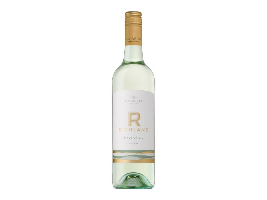 2016 Richland Pinot Grigio, calabria family wines