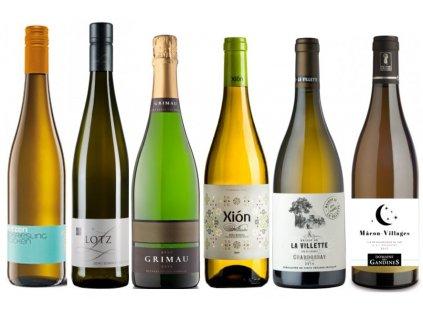 Bílé Velikonoce s bublinkami kvalitní víno od oceněnávínaCZ