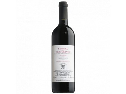 Barbera Del Monferrato Superiore 2015, Il Mongetto