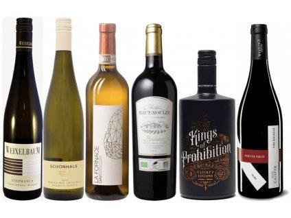 Mix vín pro rozmarné léto
