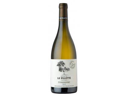 Chardonnay 2019, La Villette, barrique styl