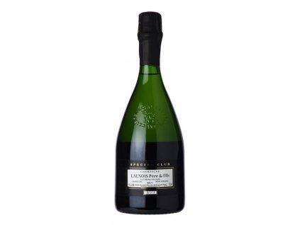 Champagne Launois Pere & Fils, Special Club Grand Cru 2010 OceněnáVína CZ