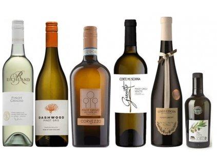 Pinot Grigio – ovocná svěžest nejen z Itálie OceněnáVína CZ (1)