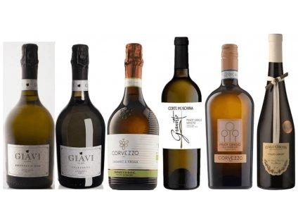 Óda na svěžest z Itálie – Pinot Grigio & Prosecco small