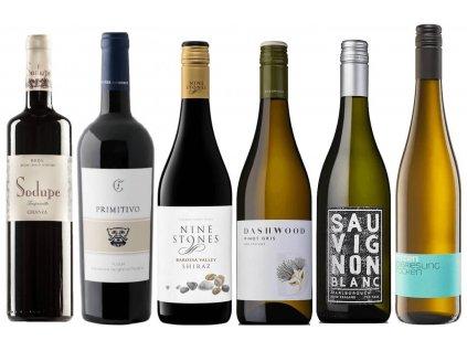 Podzimní vína mix OceněnáVína CZ (1)
