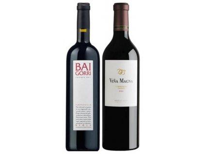 TOP Crianaza duel Rioja vs Ribera del Duero OceněnáVína CZ (1)