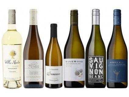 Sauvignon blanc – od Sancerre až po Nový Zéland (1)