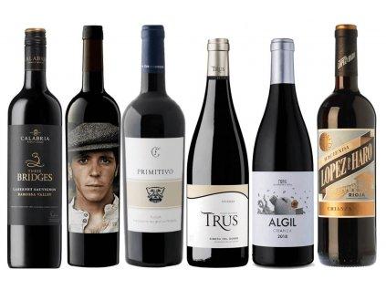 Decanter Wine Awards Červená OceněnáVína CZ (1)
