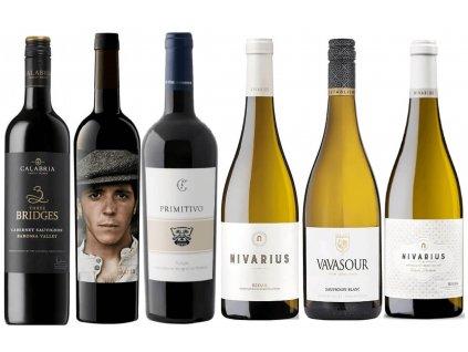 Decanter Wine Awards Mix OceněnáVína CZ (1)