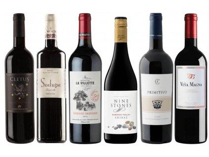 Podzimní vína červená OceněnáVína CZ (1)