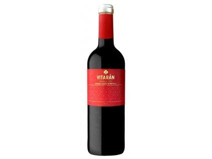 Rioja Crianza Vitarán 2015, Castillo de Mendoza