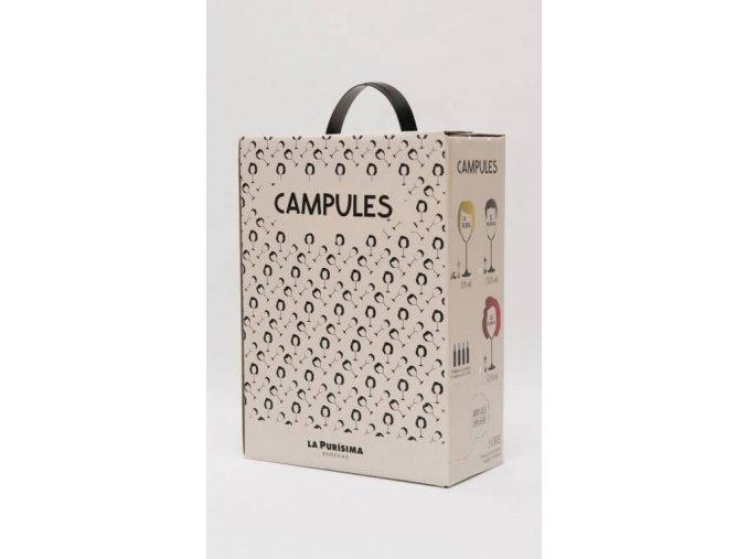 MACABEO CAMPULES BLANCO 3LITROVÝ BAG IN BOX, YECLA, ŠPANĚLSKO