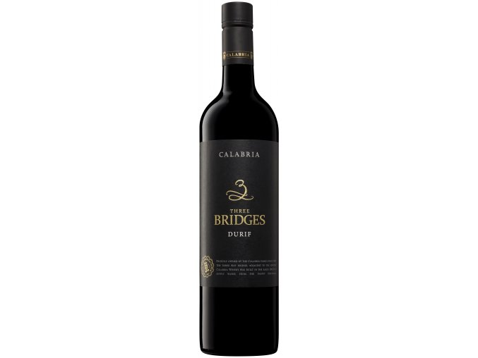 Shiraz Bridges 2014, Barossa Valley, Calabria Family Wines