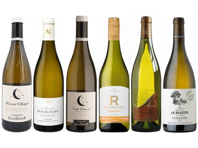 Chardonnay poznejte vliv polohy a stylu